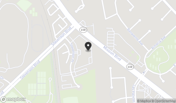 Location of MISSION HILLS PLAZA: 39560 Stevenson Place, Fremont, CA 94539