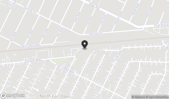 Location of Edison Technology Park: 3517 Edison Way, Menlo Park, CA 94025