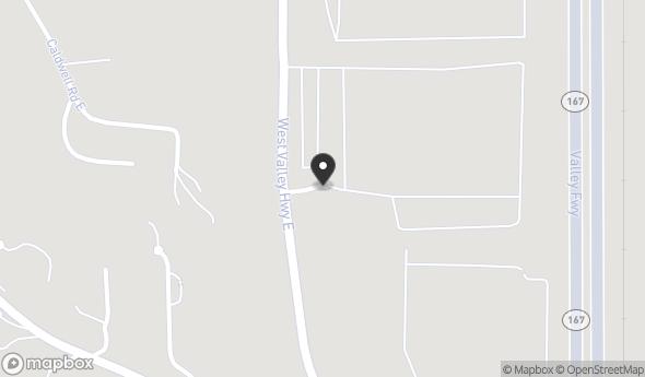Location of Sumner One Sixty Seven Logistics Center: 13515 48th St E, Sumner, WA 98390