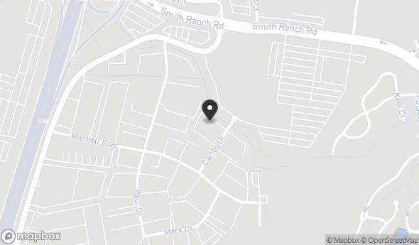 Location of Northgate Warehouse: 139 Carlos Dr, San Rafael, CA 94903