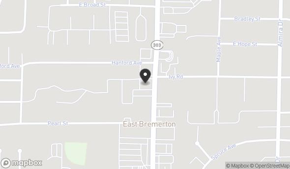 3651 Wheaton Way Map View