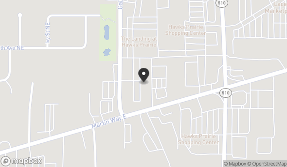 Location of Landing at Hawks Prairie - Phase II: 8048-8106 Martin Way E, Lacey, WA 98516