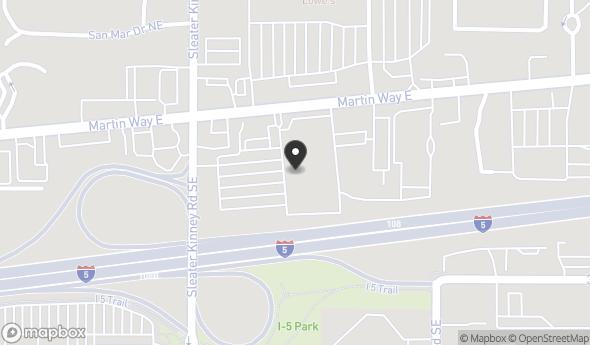 4141 Martin Way E Map View
