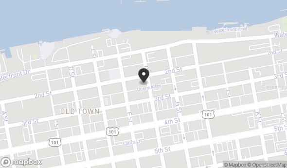 212 G St Map View