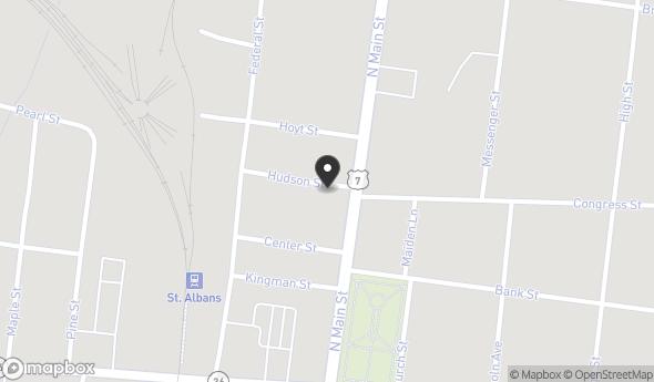 104 N Main St Map View