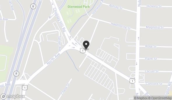 Location of 51 Us Hwy 1, Bridgeport, CT 06610