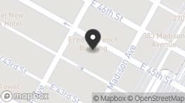6 E 45th St, New York, NY 10017