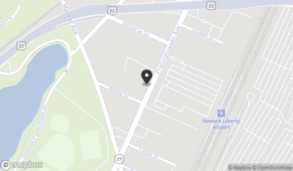 Location of 457 Frelinghuysen Avenue, Newark, NJ 07114