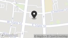 50 E State St, Trenton, NJ 08608