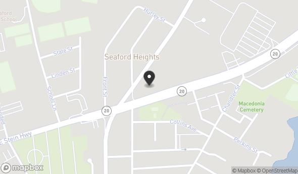Location of 600 Norman Eskridge Hwy, Seaford, DE 19973
