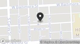 Hollins Market Retail  : 9 S Carlton Street, Baltimore, MD 21223