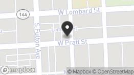 1700 W Pratt St, Baltimore, MD 21223