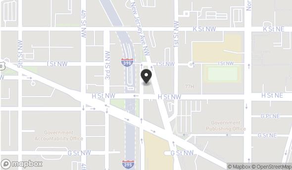 Location of CAPITOL VISTA: 810 New Jersey Avenue Northwest, Washington, DC 20001
