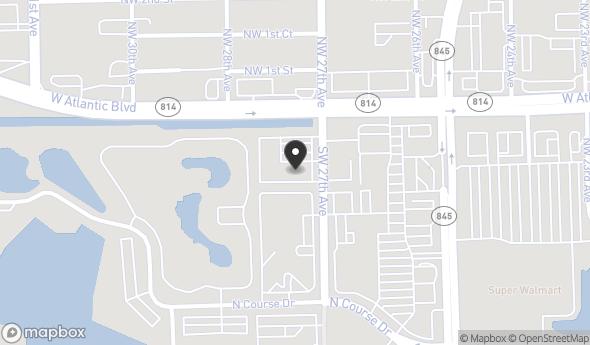 2758 W Atlantic Blvd Map View