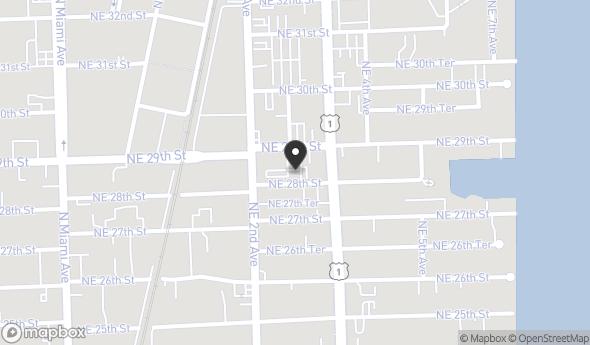 2800 Biscayne Blvd Map View
