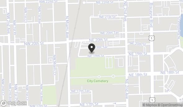 Location of Edgewater Development Site: 67, 85 &91 NE 19 St, Miami, FL 33132