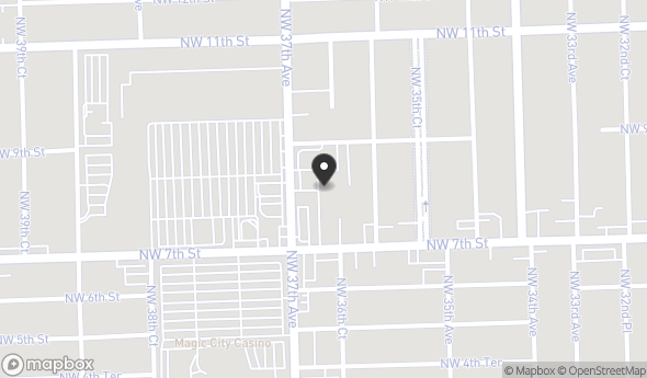 Location of Capital Square: 801 NW 37th Ave, Miami, FL 33125