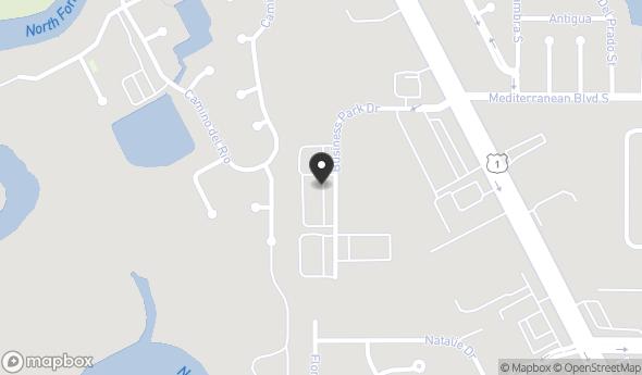 Location of 8243 Business Park Dr, Port Saint Lucie, FL 34952
