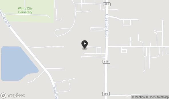 Location of Oleander Commercial Center: 3731 Oleander Ave, Fort Pierce, FL 34982