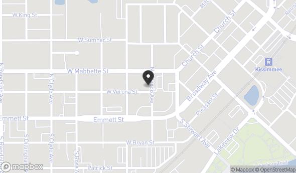 Location of 503 Verona St, Kissimmee, FL 34741