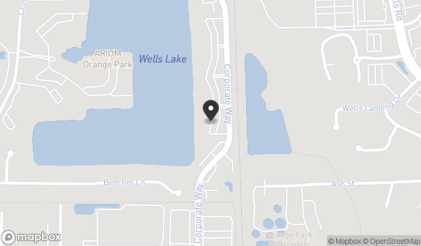 350 Corporate Way Map View