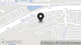 Wells Crossing Shopping Center: 1580 Wells Road, Orange Park, FL 32073
