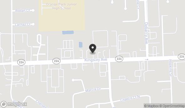 Location of Medical Office on Kingsley Ave Near Hospital: 1409 Kingsley Ave, Orange Park, FL 32073