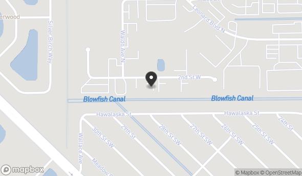 Location of 5627 2nd St W, Lehigh Acres, FL 33971