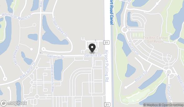 Location of Galleria Court: 9130 Galleria Ct, Naples, FL 34109