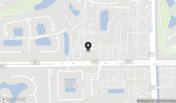 Location of 8970 Fontana Del Sol Way, Unit 2, Naples, FL 34109