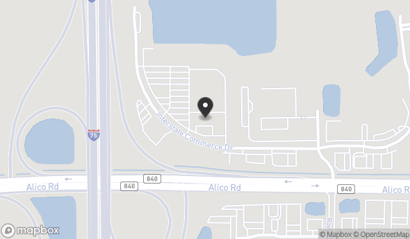 Location of Alico Business Center: 9961 Interstate Commerce Dr, Fort Myers, FL 33913