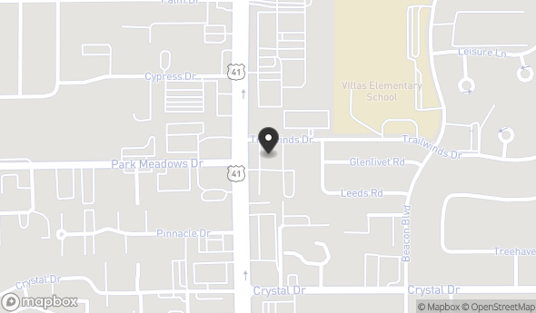 Location of Trailwinds Plaza: 12001/12011 S Cleveland Avenue, Fort Myers, FL 33907