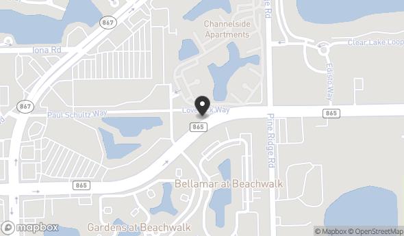 Location of 11571 Gladiolus Dr, Fort Myers, FL 33908