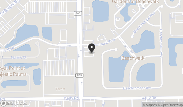 Location of Beachwalk Plaza : 15751 San Carlos Blvd, Fort Myers, FL 33908