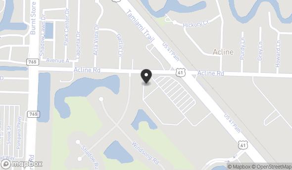 Location of Seminole Plaza: 10169 Tamiami Trl, Punta Gorda, FL 33950