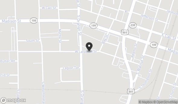 433 Lafayette Street Map View