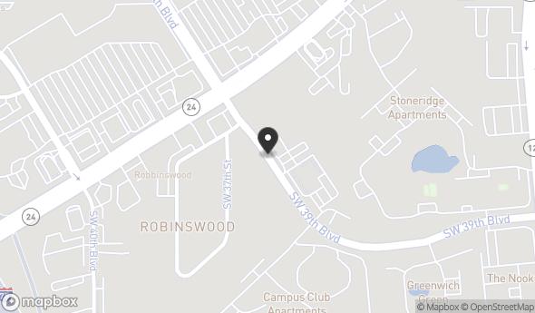 Location of Retail Spaces off Archer Road | SW 37th Blvd: SW 37th Blvd, Gainesville, FL 32608