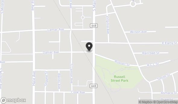 Location of 0  Daniel Ave, Brooksville, FL 34601
