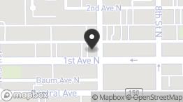 DTSP Free Standing Retail/Office Building: 913 1st Ave N, Saint Petersburg, FL 33705
