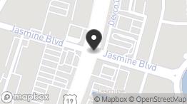 Jasmine Plaza: Jasmine Blvd&US Hwy 19, Port Richey, FL 34668