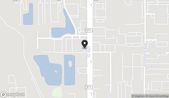 Location of Turtle Creek Office  : 4901 - 4914 Creekside Drive, Clearwater, FL, 33760