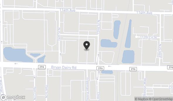 Location of Bryan Dairy Business Park: 7201-7285 Bryan Dairy Rd, Largo, FL 33777
