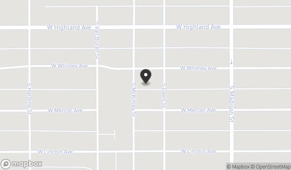 Location of 410 S McKinley St, Albany, GA 31701