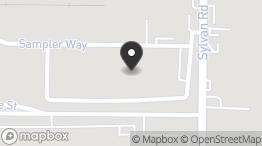 Single Story Industrial Space: 2181 Sylvan Rd, Atlanta, GA 30344