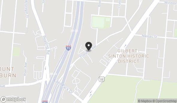 Location of Baldwin 500: 2090 Florence Ave, Cincinnati, OH 45206