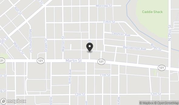 412 Plum Street Map View