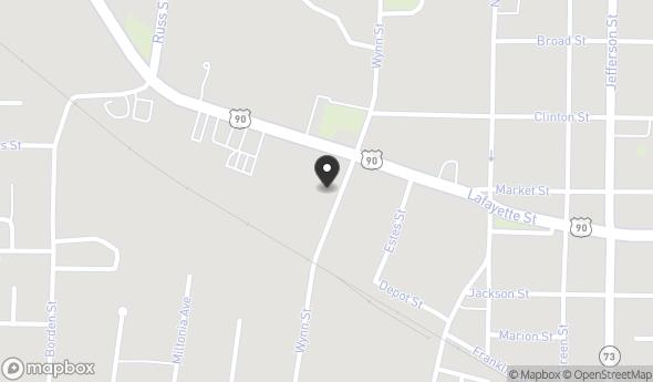 4365 Lafayette St Map View