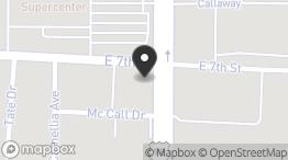641 N Tyndall Pkwy, Panama City, FL 32404