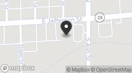 701 E Jefferson St, Tipton, IN 46072