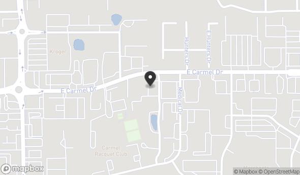 Location of CARMEL OFFICE COURT: 301 E Carmel Dr, Carmel, IN 46032